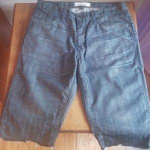Mens designerJean shorts paperdenim&cloth 34